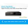 China Пластиковая телевизионная приставка МПЭГ2 100дБуВ СД - 36дБуВ поддержка модернизировать РС232/ОТА wholesale