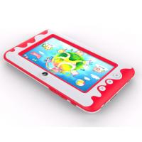 China 800*480 P Blue / Yellow / Green / Red Kids Educational Tablet 4.3 Inch wholesale