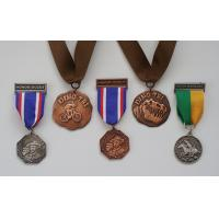 Bowling Engraving Blank Medals and Ribbons