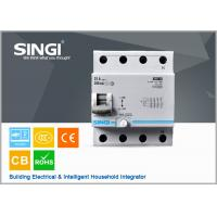 Buy cheap Power  rccb 25A / 230V 300ma Residual Current Circuit Breaker for industrial from wholesalers