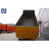 China Sinotruk White 90 Ton 6 x 4 Mining Heavy Duty Dump Truck for Transport wholesale