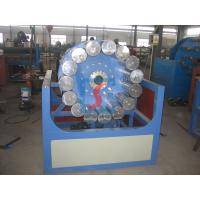 China Hose Making Machine PVC Pipe Extrusion Line , Fiber Hose Pipe Making Machine wholesale