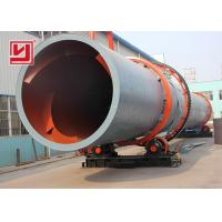 China Single Drum Rotary Dryer Machine For Drying Kaolin 1.8-5t Capacity φ1200*10000mm on sale