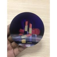 OK3D HOT SALE kids toy plastic 3d lenticular sticker printed by UV offset printer made in China