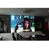 High Brightness Full Color Custom P6 1/8 Scan Led Display Screens Indoor For Commercial