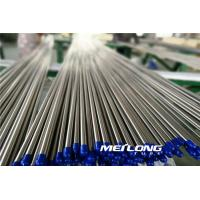 China ANSI 316 Annealed Seamless Stainless Steel Tubing Metallic Bright Surface Smooth on sale