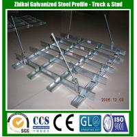 China Aluminum Suspended Ceiling Grid for Ceiling Tile on sale