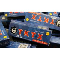 China Painless Tattoo Anesthetic Cream TKTX 20% More Numbing Cream Makeup Eyebrow Embroidered wholesale