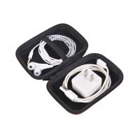 China Fordable Travel Plastic Containers , Cable Storage Organizer With EVA Polyester Material wholesale