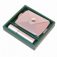 China Cosmetic Case with Mirror and Atomizer wholesale