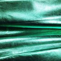 China ECO-FRIENDLY FASHION METALLIC PIGSKIN LEATHER FOR SHOE LEATHER AND  HANDBAGS LEATHER on sale