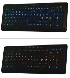 China illuminated Keyboard on sale