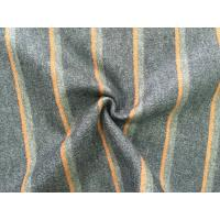 China Hongmao Double Sided Boiled Wool Coating Fabric For Leisure Suit on sale