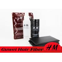 Black Hair Powder Thinning Hair Concealer For Older No Preservative