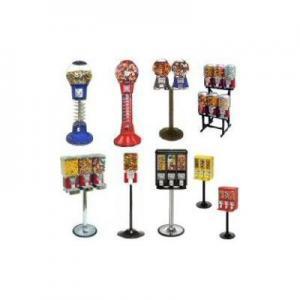 China gumballs vending machine candy/ gum balls vending machine toys vending game machine wholesale