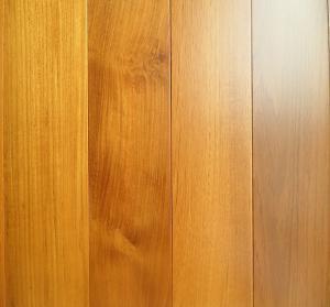 China dark matured old teak solid wood floors wholesale