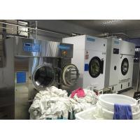 China High Performance Mounted  Hotel Washing Machine 15kg To 150kg Stainless Steel 304 wholesale