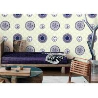 China Классические голубые и белые обои украшения комнаты фарфора/обои китайского стиля wholesale