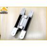 China 160kg / Pair Open Zinc Alloy Door Invisible Heavy Duty Door Hinges 240*32*32*42mm wholesale