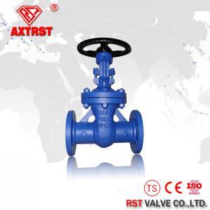 China 1-1/2-48 API Flange Cast Steel Gate Valve 150LB - 1500LB WCB Gate Valve wholesale