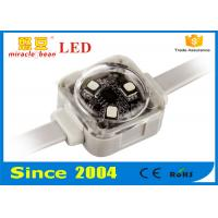 China 25mm Miracle Bean Brand RGB LED Pixel Full Color DC12V 0.75W XH6897 IC wholesale