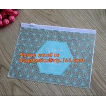 China PVC Cosmetic Bag with Color Trim Clear Vinyl Travel Makeup Bag Beauty Case Pouch wholesale