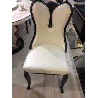 China modern home dining solid wood chair furniture wholesale