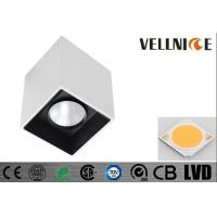 China 10W Surface Mount Ceiling LED Lights Aluminum 3000K White With Built-in Driver wholesale