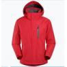 China 2017 Hot sale men lightweight training ski jacket with hoodied wholesale