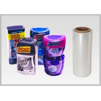China OEM PET Shrink Film Rolls For Automatic Packaging Moisture Proof wholesale
