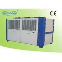 China Indoor Industrial Air Cooling Screw Chiller With CE Certificate wholesale