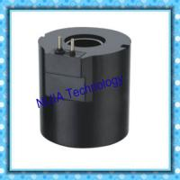 China Professional IP67 PIN 2 Hydraulic Solenoid Coil , Terminal Box Type wholesale