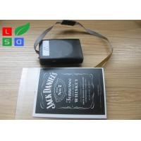 China DC 5V Rechargeable EL Light Panel Lithium Battery Powered For Commercial Center wholesale