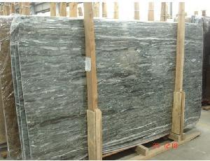 Quality Green Marble Slab for sale