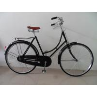 China Female Custom Decal 700C Wheel OMA Dutch Bike With CE Certifications wholesale