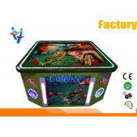 China Coin operated game machines 4P air hockey wholesale