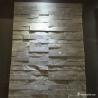 China Black Slate / Quartzite Stone Ledger Panel Heat Insulation For Wall Decoration wholesale
