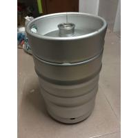 China 50L Europe beer keg with micro matic spear A type fitting wholesale