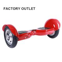 China Wholesale 10inch China Cheap Waterproof Big Wheel Hoverboard Segway Smart Balance Wheel with Samsung Battery wholesale