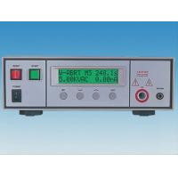 Buy cheap 0 - 9 Sensitivity Dielectric Voltage Withstand Test Equipment With 5 Groups from wholesalers
