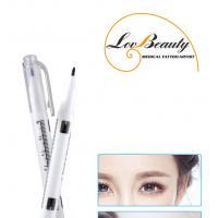 0.5 ~ 1.0mm Double - Headed Surgical Skin Marker Medical Pen With Ruler