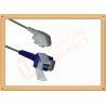 China CSI Criticare Spo2 Probe Sensor 6 Pin SpO2 Adapter Cable  for CSI wholesale