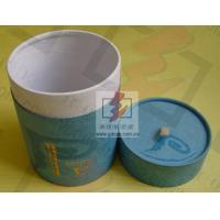 China Recycled T Shirt Packaging Tubes Cardboard , Paper Tubes Packaging wholesale