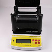 China RS-232 Karat Density Electronic Gold Testing Instrument With Purity Percentage wholesale