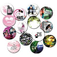 China The Blank Pin Badges Metal wholesale