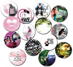 China The Blank Pin Badges Metal wholesale