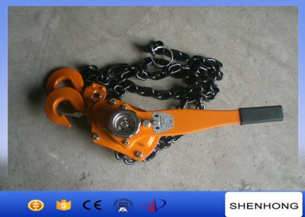 Quality Cabografe puxar a grua Chain da mão das ferramentas/bloco nivelado de 3 toneladas da grua Chain for sale