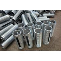 China China Steel prop sleeve, thread sleeves for props, Screw pipe wholesale