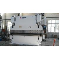 China Servo Control Precision 400T CNC Hydraulic Press Brake Gooseneck Punches & Die wholesale