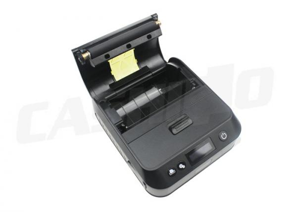 Quality 3 Inch Portable Rs232 Thermal Receipt Printer , Bluetooth Receipt Printer For Android for sale